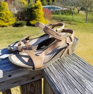 TEVA Cabrillo Universal Wedge Sandals